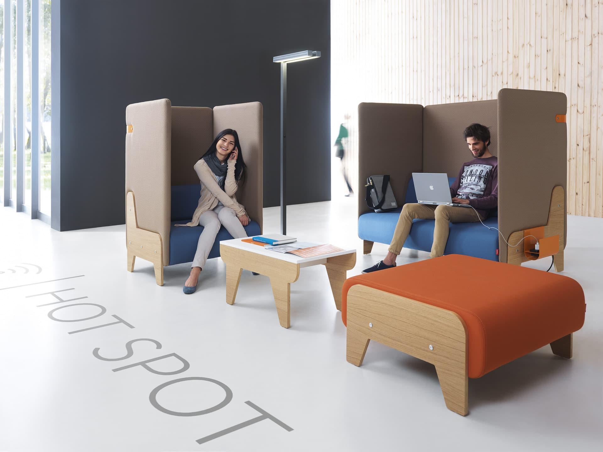 Meble tapicerowane do biura Meble biurowe – Mikomax Smart