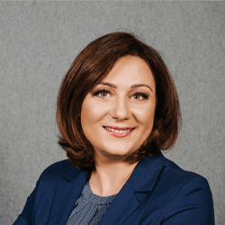 Photo of the person: Ewa Siuta